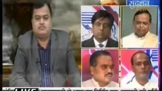 Mahender Pal Arya exposing Zakir Naik Religious Conversions on Sudarshan TV