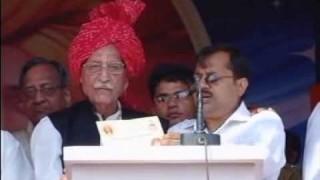 Mahashay Dharampal Ji (MDH) at IAMS 2012