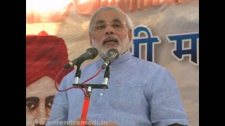 Shri Narendra Modi on Swami Dayanand Saraswati at Tankara during Bodhotsav