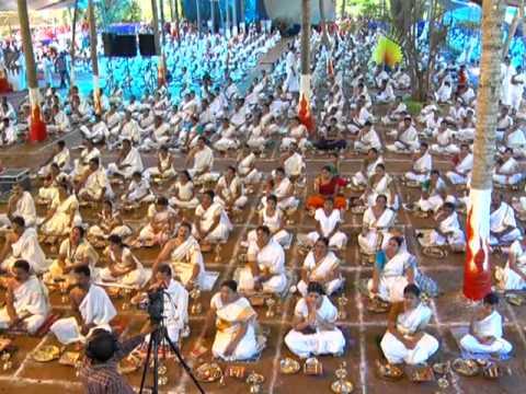 Pravachan: Agnihotra & Shilanyas || Arya Samaj