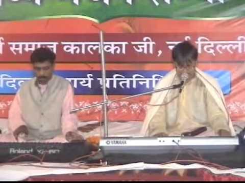 Data Hamari Jholi Bar De (Swami Dayanand Janamdivas Bhajan Sandhya 2009)