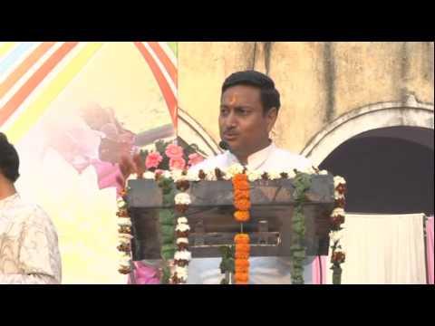 Sh Vijay Gupt Ji    Kavita    Holi Mangal Milan Samaroh 2013    Arya Samaj