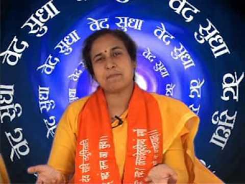 Pravachan : Vedic Prarthna Part-2 | Dr. Annapoorna Ji || Arya Samaj