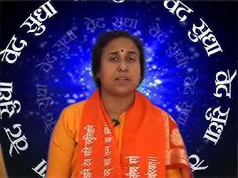 Pravachan : Ved Mein Karm Part -3 | Dr. Annapoorna Ji || Arya Samaj