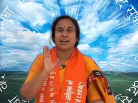 Pravachan | Vedic Sanskar part-4 | Dr. Annapoorna Ji || Arya Samaj