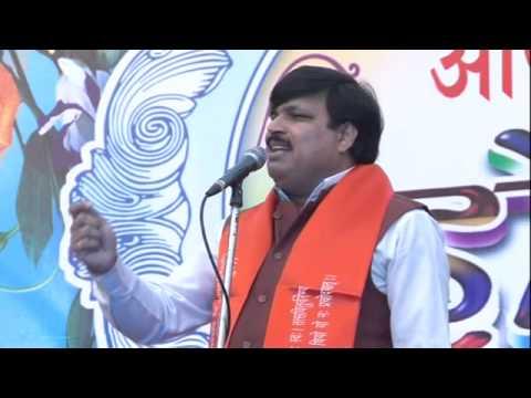 Kavita || Sh Gajendra Solanki Ji || Holi Mangal Milan Samaroh 2012 || Arya Samaj