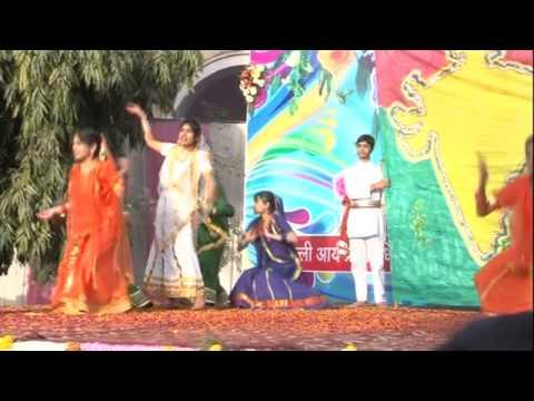 Jahan Daal Daal Par Sone Ki Chidiya Karti Hai Basera || Holi Mangal Milan Samaroh 2012 || Arya Samaj