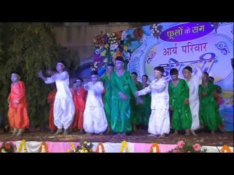 Suno Gaur Se Duniya Walo || Holi Mangal Milan Samaroh 2012 || Arya Samaj