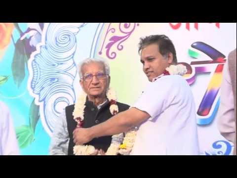 Bhajan Prakash Arya Ji – Abhinandan || Holi Mangal Milan Samaroh 2012 || Arya Samaj