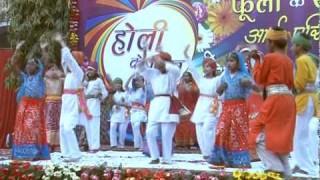 Aai Holi Fagni Rangilo chang Baje lo || Holi Mangal Milan Samaroh 2011 || Arya Samaj