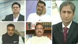 Rampal Issue.. Br. Rajsingh Arya on NDTV India on 18-11-2014