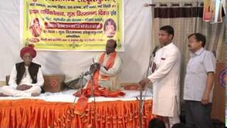 Acharya Rishidev | Guru Virjanand Sanskritkulam Pratham Varshik Utsav |