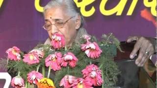 Speech Smt. Vishuddha Ji || Holi Mangal Milan Samaroh 2011 || Arya Samaj
