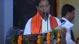 Speech | Bharatbhusan | Sarvadeshik Sabha Shatabdi Sadharan Adhiveshan |