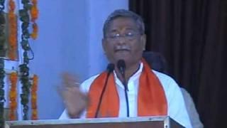 Speech | Dayaram Ji | Sarvadeshik Sabha Shatabdi Sadharan Adhiveshan |