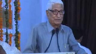 Speech || Ramnath Sehgal | Sarvadeshik Sabha Shatabdi Sadaran Adhiveshan ||