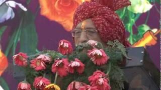 Speech -Mahashay Dharampal Gulati (MDH) || Holi Mangal Milan Samaroh 2011 ||