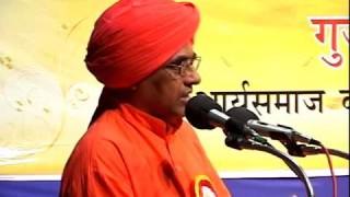 Speech | Sumedhanand Saraswati Ji | Gujrat Prantiya Arya Sammelan 2009 |