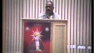 Speech | Dr. Ramprakash | Gyan Jyoti Parv 2008 |