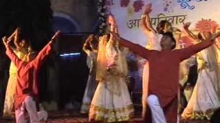 Classical Dance | Har Taraf Har Jagah Har Kahin Pe Hai Uski Ka Noor |
