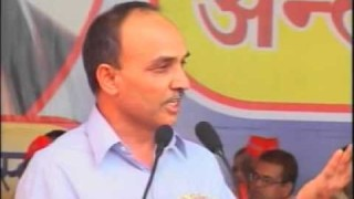 Speech | Dr. Satyapal Singh (Police Commissioner)