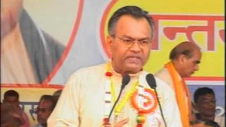 Speech – Suryaprasad Vire Ji || (International Arya Mahasammelan 2006 || Arya Samaj