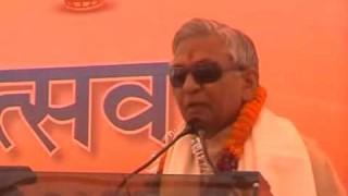 Speech | Dr. Mahesh Vidhyalankar | | 125th Nirvanotsav |