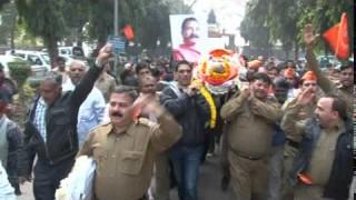 Br. Raj Singh Ji Antim Yatra (Part-2)