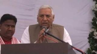Speech | Sh Dindayal Gupta | Virat Janjatiya Vedic Mahasammelan