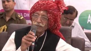 Speech | Mahashya Dhrampal Gulati (MDH) | Arya Samaj