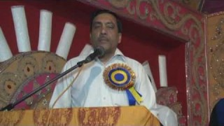 Speech | Sh Chandu Agarwal | Arya Samaj