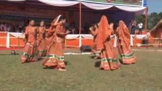 Chalo bela bambu bechla dandia | Assam Cultural Dance | Arya Samaj