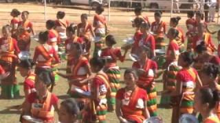 Dance | Assam Cultural | Virat Janjatiya Vedic Mahasammelan -2016, Assam, Nagaland