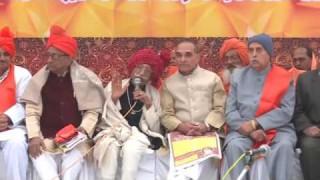 Speech    Mahashy Dhrampal Gulati (MDH)    Arya Samaj