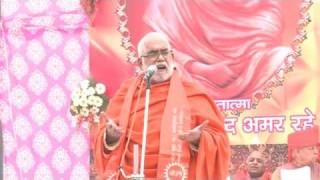 Speech    Swami Parnavanand    Arya Samaj