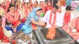 Yagya On Maharishi Dayanand Saraswati Janmotsav