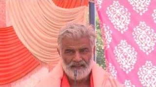 Speech of Swami Dharmeshwaranand