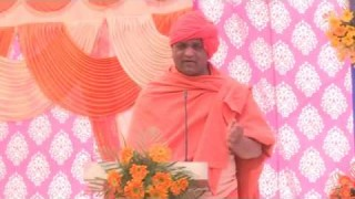 Speech of Swami Krishnanand