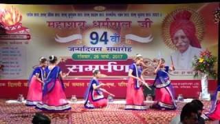 Dance | Chalo Bela Bambu Bechla | Dandia | Arya Samaj