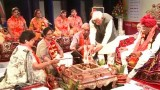 Yagya on 94th Birthday of Mahashay Dharampal Gulati (M.D.H)
