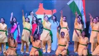 Aadhunik Bharat Le Chale Shikhar Ki or || Bharat Mata Balley ||
