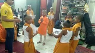 शुभम् जन्मदिनम् आर्यम् (Shubham Janamdinam Aaryam Sanskrit Birthday Song )