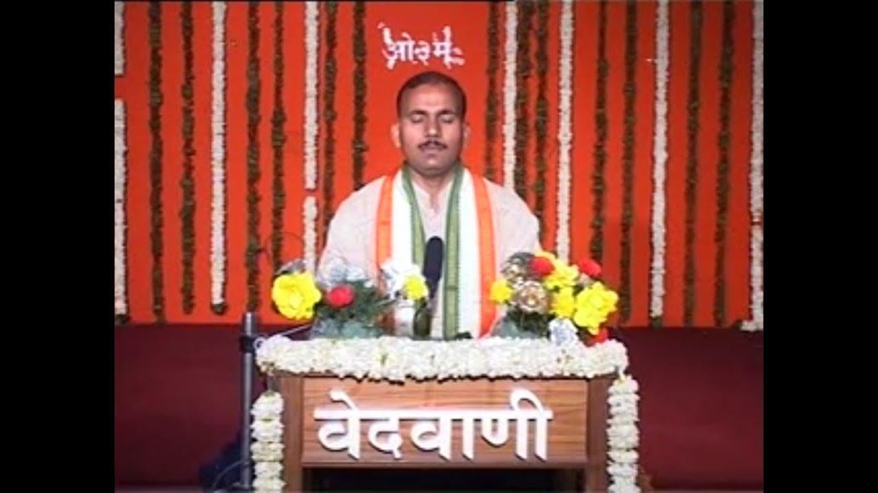 Pravachan | Dr. Vinay Vidhyalankar Ji | Vedic Sandhya Part-6 || Arya Samaj